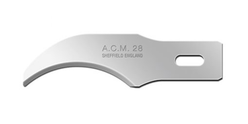 Concave Carving Blade