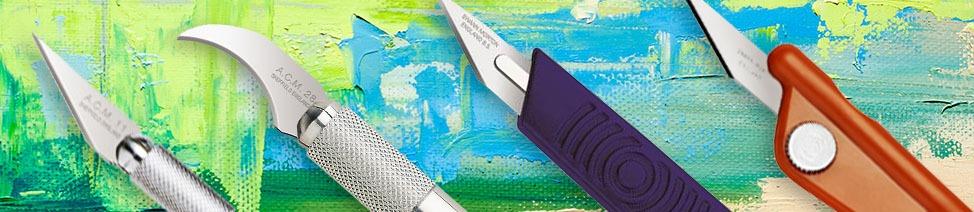 Arts and Craft Blades, Knives, and Handles image
