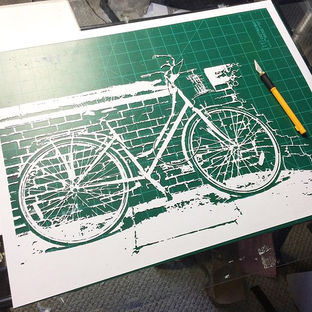 Bicycle (work in progress)